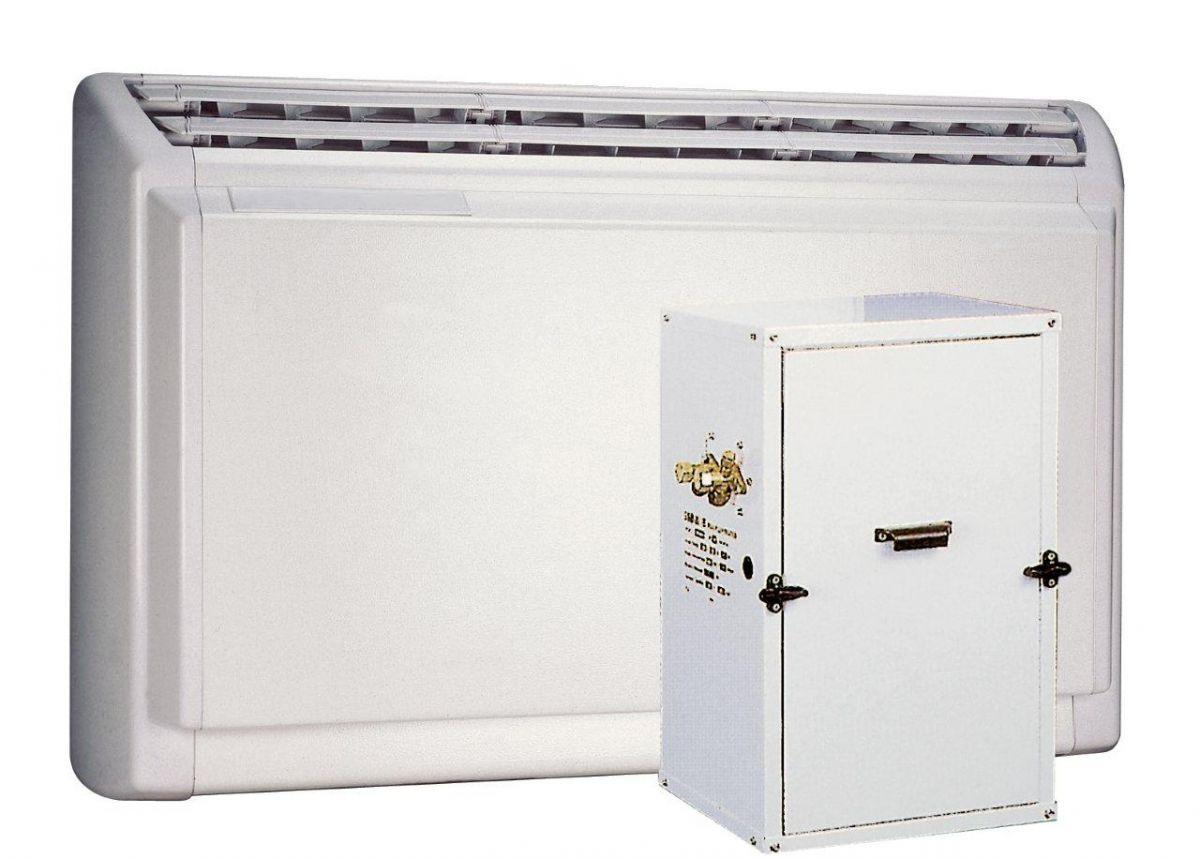Odvlhčovač BENKO D1400 S - 3,4kW,plocha 30m2,na stěnu(ext. kompresor)