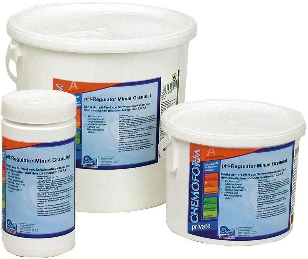 pH - Mínus granulát - 5 kg