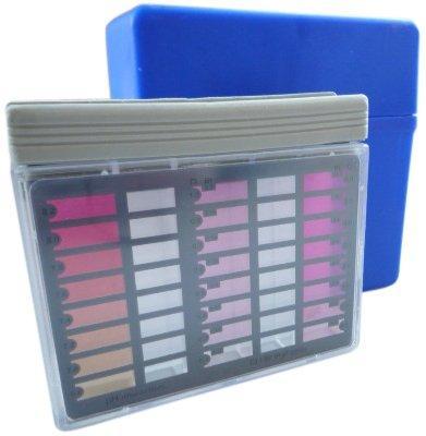 Tester DPD Eko, – Cl/pH – metoda pomocí tablet,balení: pouzdro