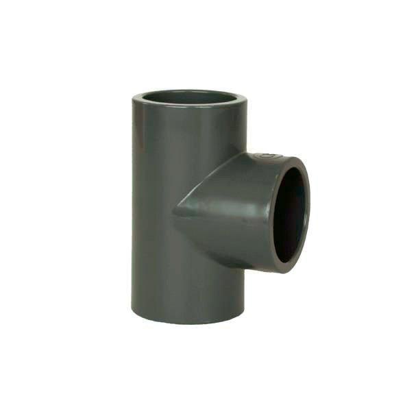 PVC tvarovka - T-kus 90° 315 mm