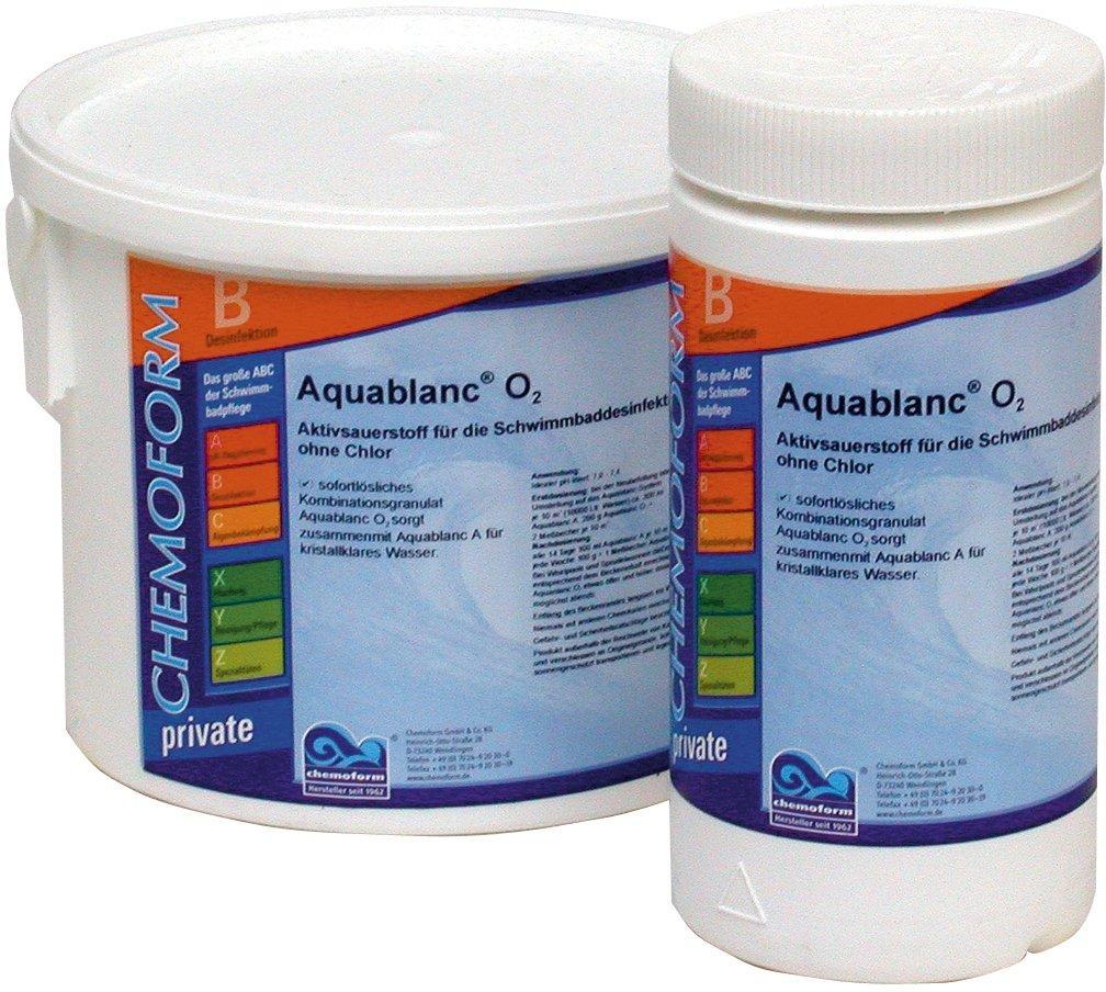 Kyslíkové tablety 20 g -mini (komponenta 1) - 3 kg