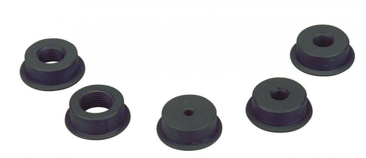 "PVC tvarovka - Přechodka-PUK 50/ 1/4"" int."