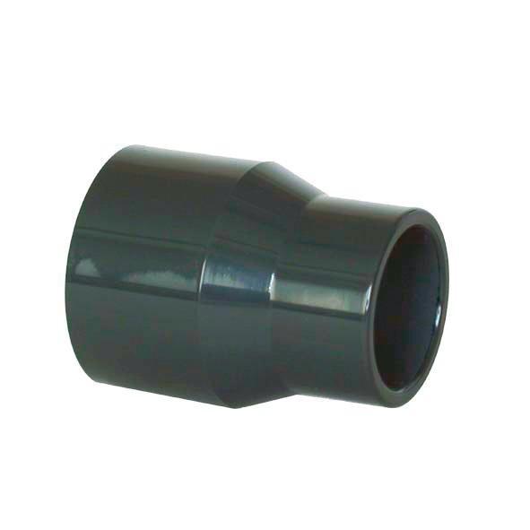PVC tvarovka - Redukce dlouhá 50–40 x 25 mm