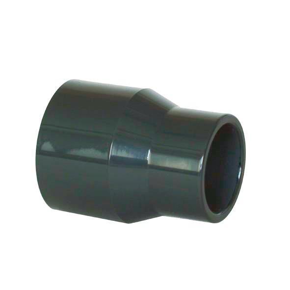 PVC tvarovka - Redukce dlouhá 75–63 x 50 mm