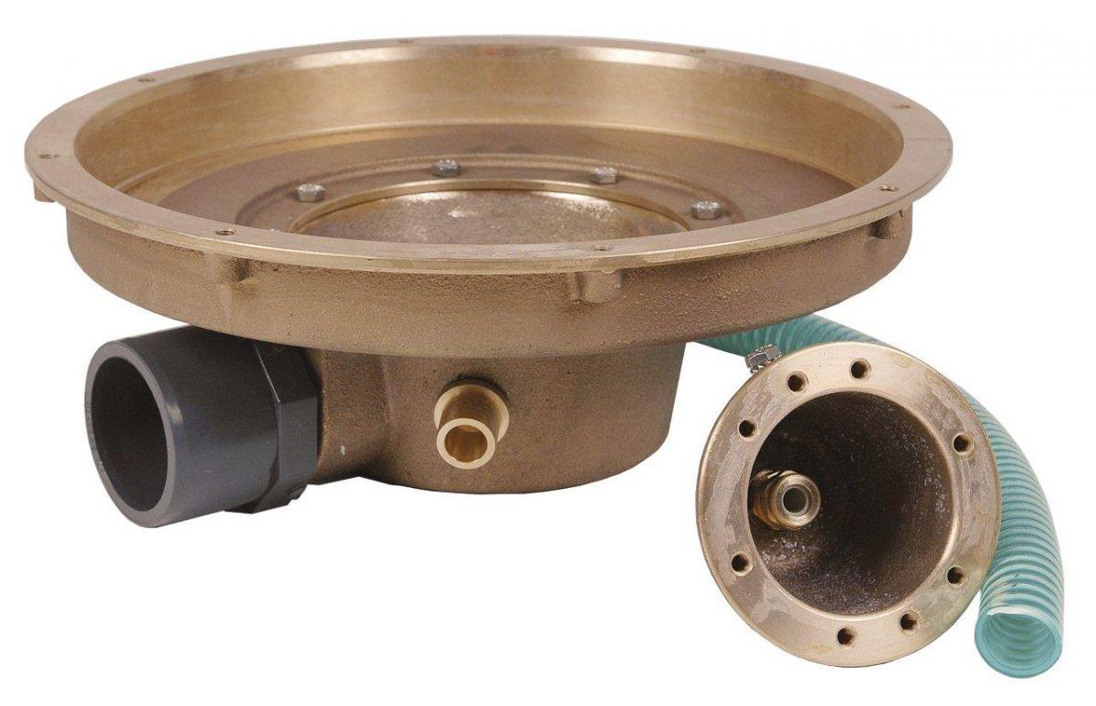 Podlahový bublinkový systém se světlem 50 W