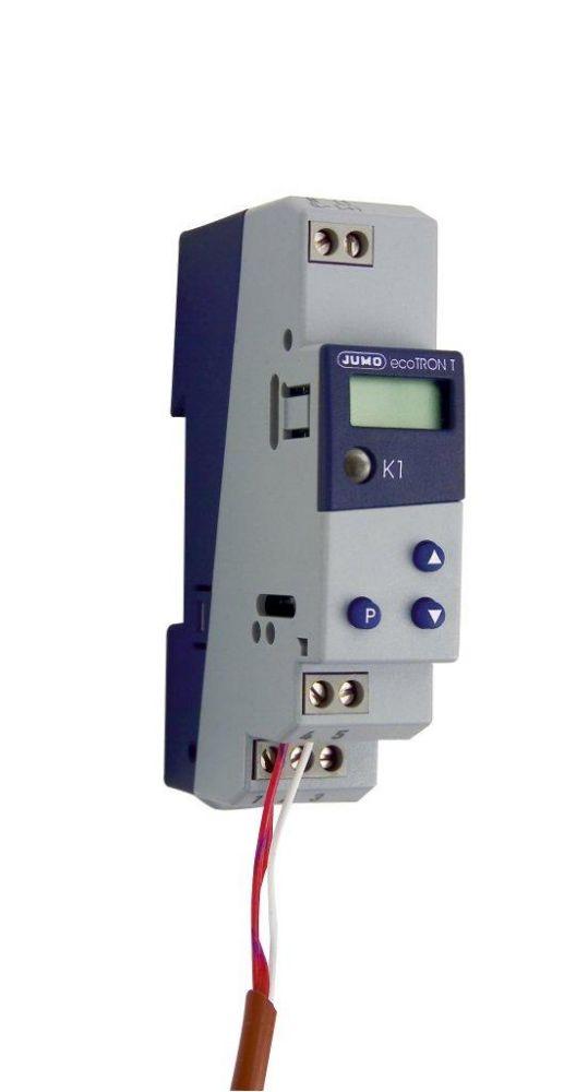 Digitální termostat do el. rozvaděče (pro DIN lištu)