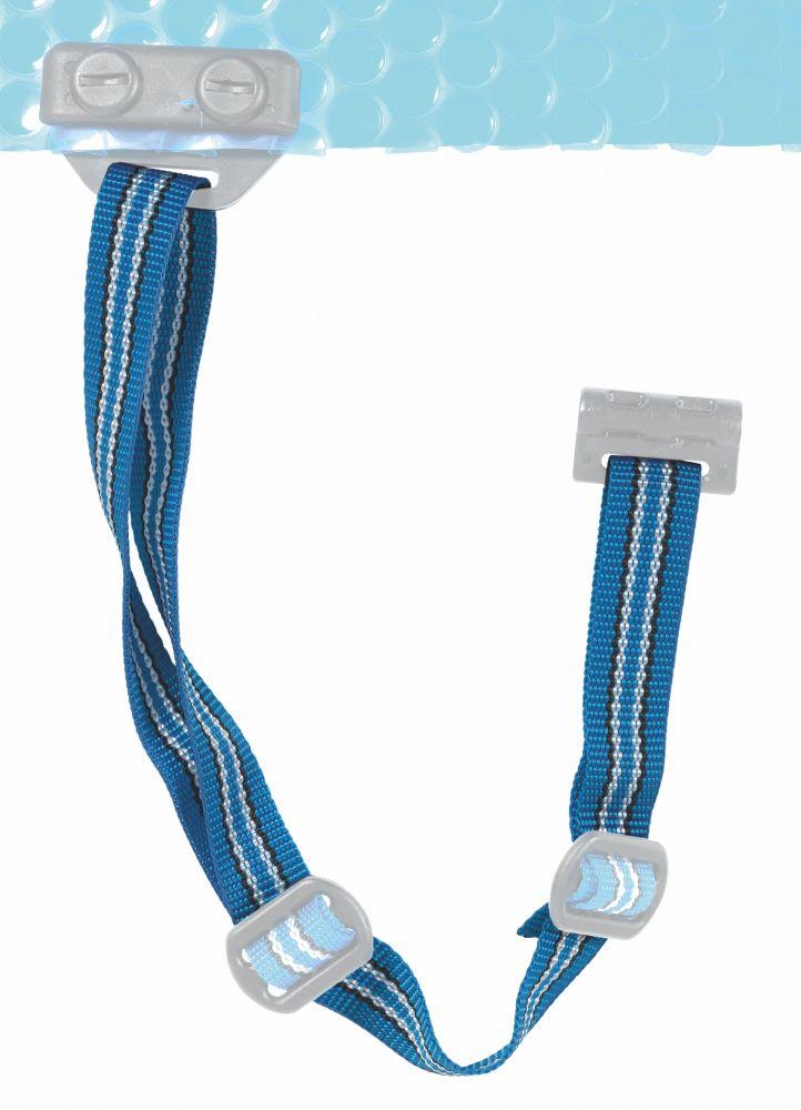 Navíjecí zařízení – Tkaloun pro upevnění fólie 1m,modrý(baleno po 50m)