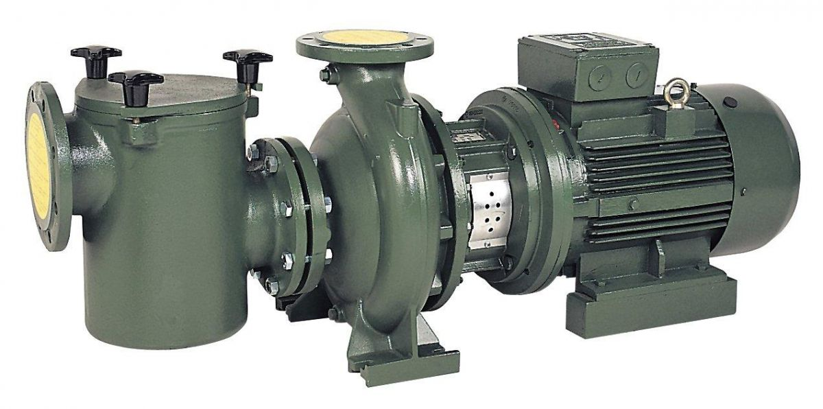 Čerpadlo CF-4 550 - 400V, 84 m3/h, 4 kW
