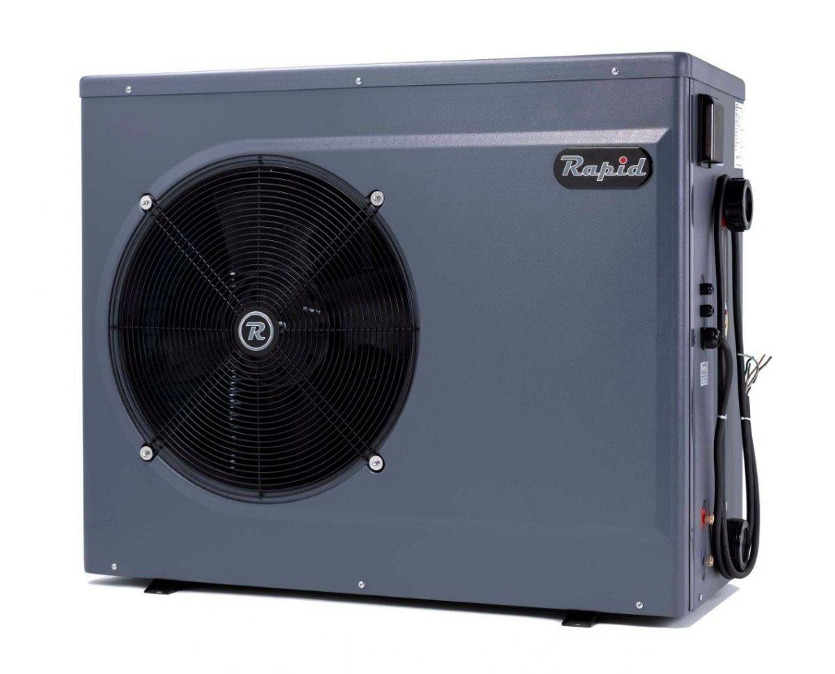 Tepelné čerpadlo RAPID MAXI RX60LSC 25,0kW 400V s chlazením