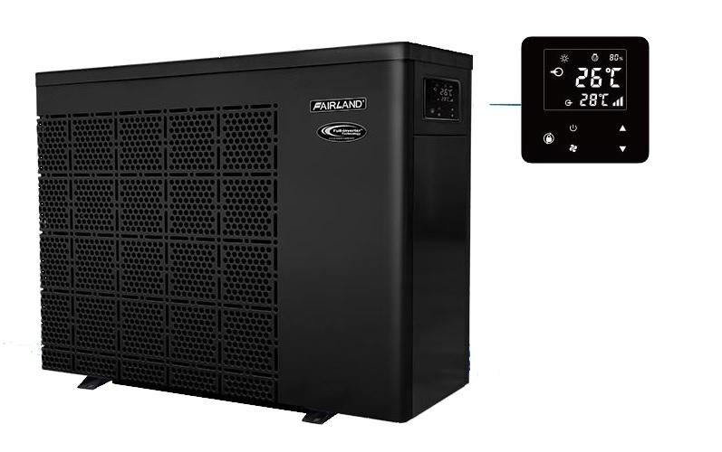 Tepelné čerpadlo RAPID INVERTER IPHC55 21,5kW s chlazením