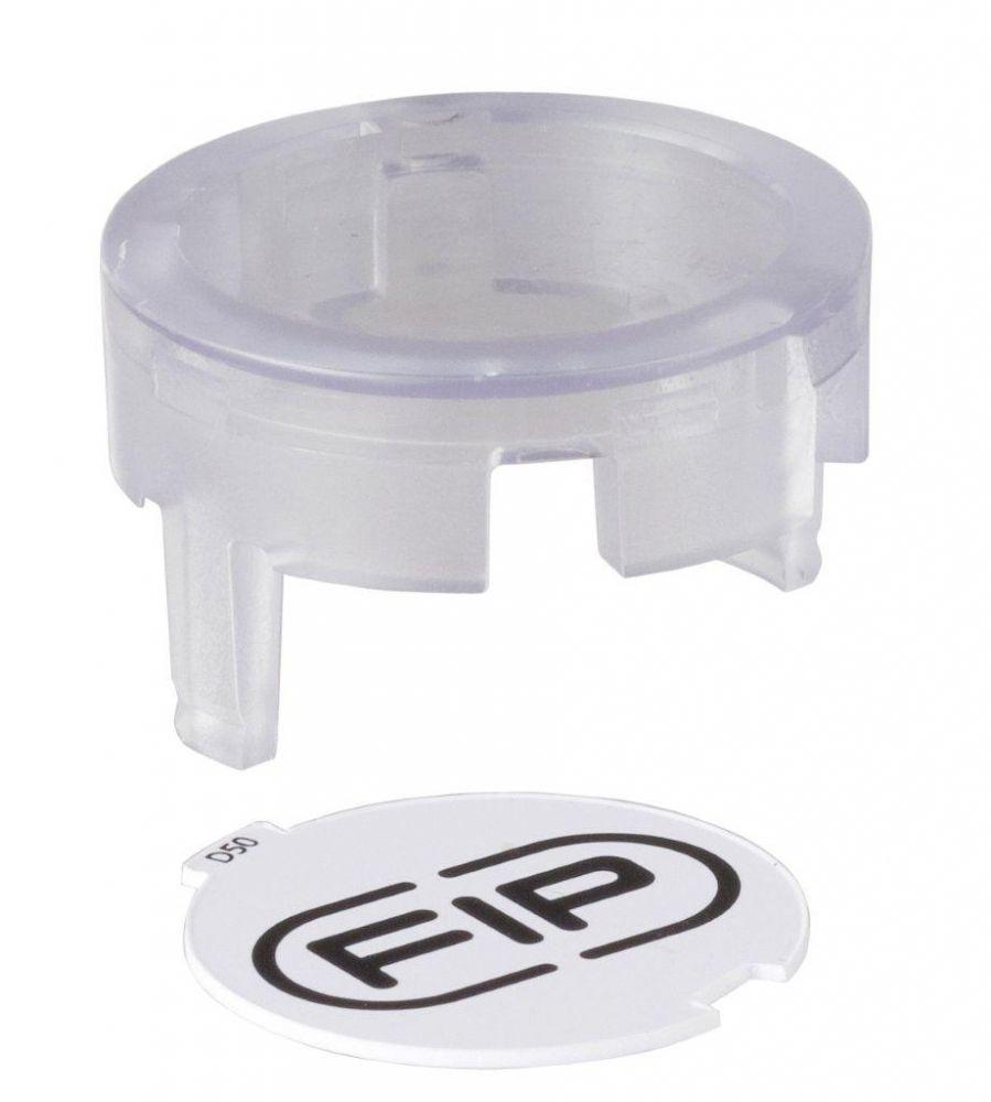 Průhledné víčko pro ventil Easyfit d= 32 mm