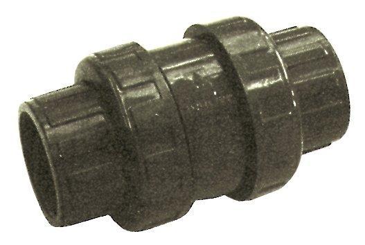Tvarovka - Kuželový zpětný ventil 50 mm -- poteflonovaná pružina