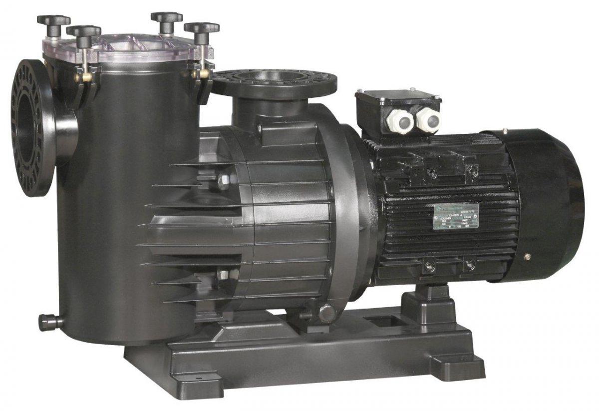 Magnus 1000 - 400V, 138 m3/h, plastová turbína 7,50 kW